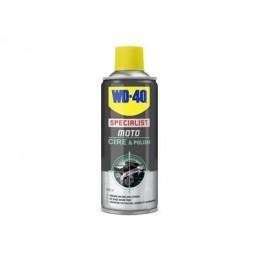 WD40 cire et polish