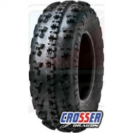 2 pneus avant en 22-7.10