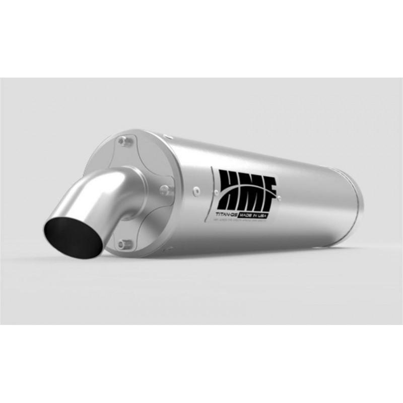 Silencieux HMF Titan QS Series inox SPORTSMAN 5502/850 XP