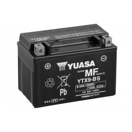 Batterie YUASA YTX9-BS sans...