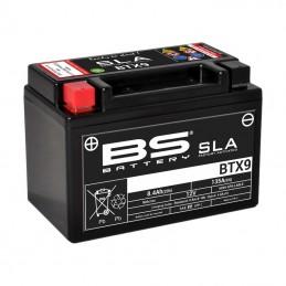 Batterie BS BATTERY BTX9 SLA