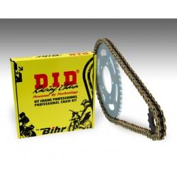Kit chaîne D.I.D 520 type VX3