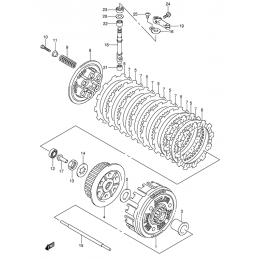 EMBRAYAGE (modèle k3 / k4)
