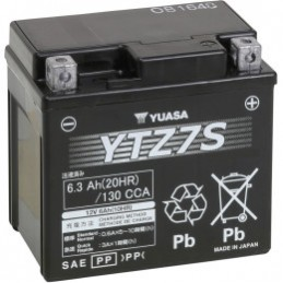 BATTERY YTZ® 12V 111,76 MM...