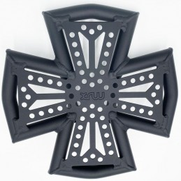 BUMPER XRW X7 BLACK : TRX450