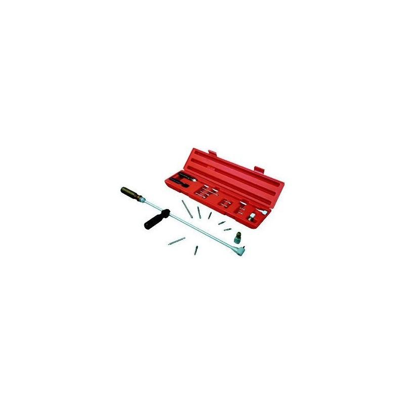 kit outil reglage carburateur